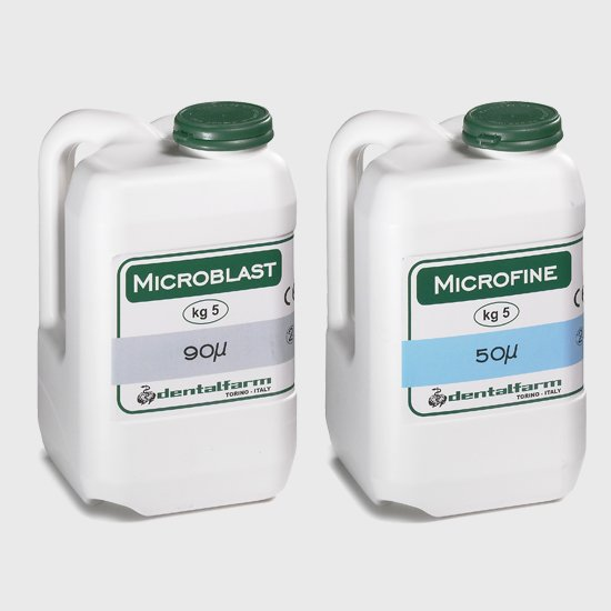 sabbiatrici microsfere