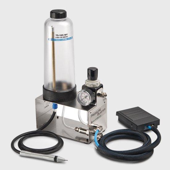 sabbiatrici pressure blaster